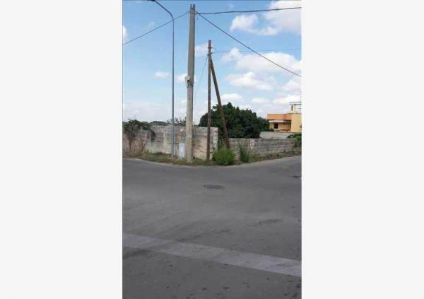Terreno residenziale in Vendita a Monteroni Di Lecce Centro: 800 mq