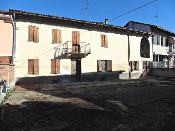 Rustico / Casale in vendita a San Martino Alfieri, 3 locali, prezzo € 63.000 | Cambio Casa.it
