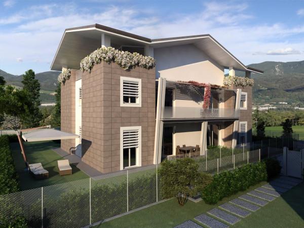 Appartamento trilocale in vendita a Ronco Briantino (MB)