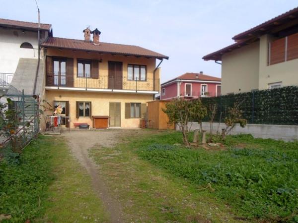 Casa indipendente in Vendita a San Giusto Canavese Centro: 5 locali, 125 mq