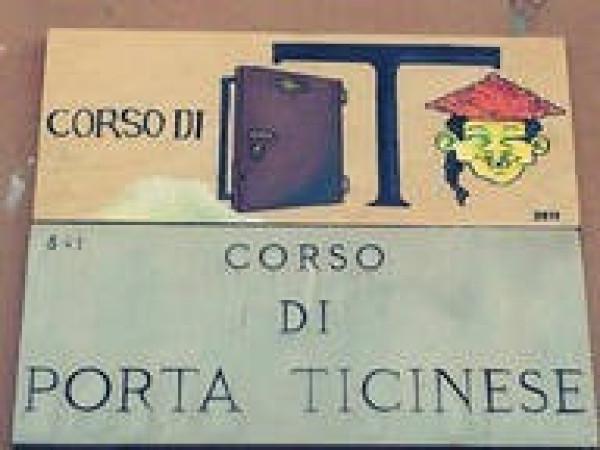 Bilocale Milano Corso Di Porta Ticinese 13