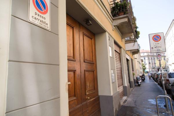 Bilocale Milano Via Paolo Frisi 1