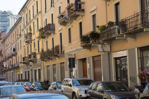 Bilocale Milano Via Paolo Frisi 5