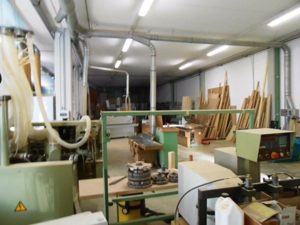 Capannone in vendita a Leffe, 1 locali, prezzo € 550.000 | Cambio Casa.it