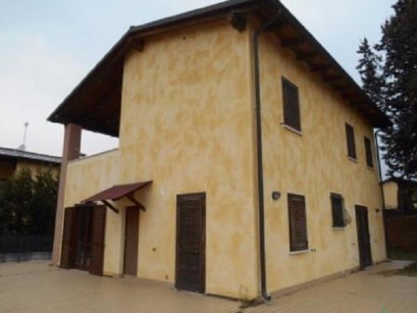 Villa in vendita a Givoletto, 6 locali, prezzo € 195.000 | Cambio Casa.it