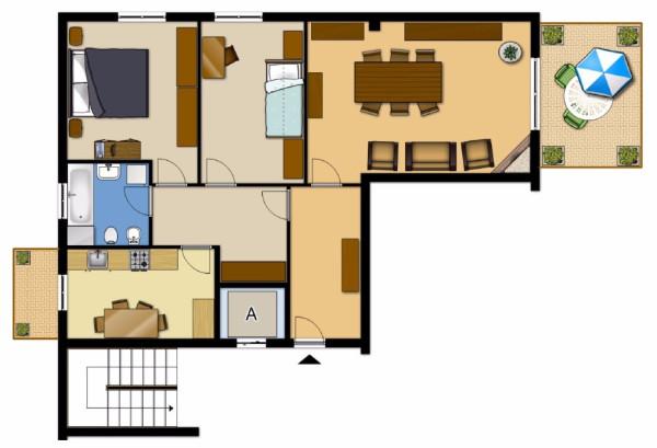 Appartamento in vendita a Barzio, 3 locali, prezzo € 140.000 | Cambio Casa.it