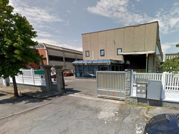 Capannone in vendita a Volvera, 6 locali, prezzo € 190.000 | Cambio Casa.it
