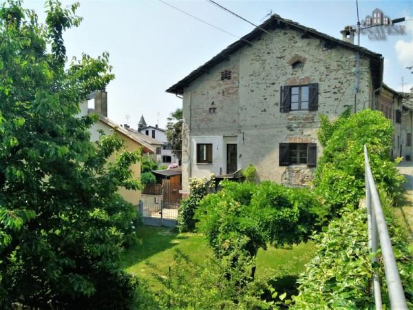 Casa indipendente in Vendita a Rueglio Centro: 3 locali, 100 mq