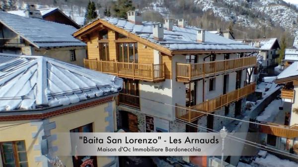 Bilocale Bardonecchia Borgata Les Arnauds 10