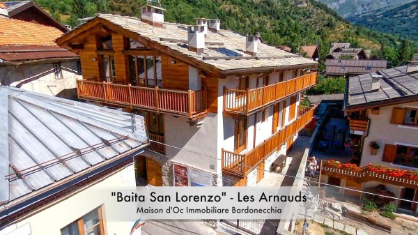 Bilocale Bardonecchia Borgata Les Arnauds 11