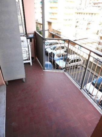 Bilocale Genova Via Del Capriolo 9