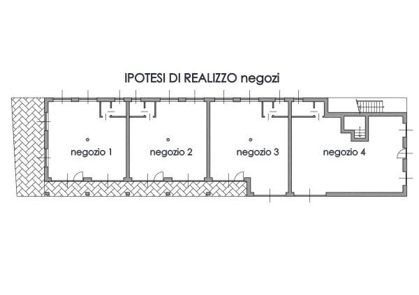 Negozio / Locale in vendita a Lurate Caccivio, 4 locali, prezzo € 350.000 | Cambio Casa.it