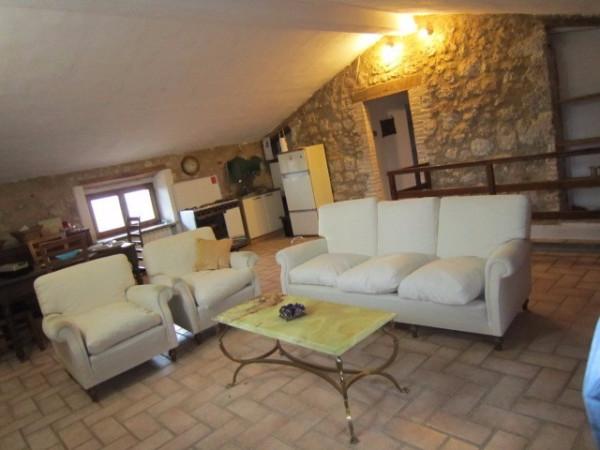 Attico / Mansarda in affitto a Monteriggioni, 2 locali, prezzo € 450 | Cambio Casa.it