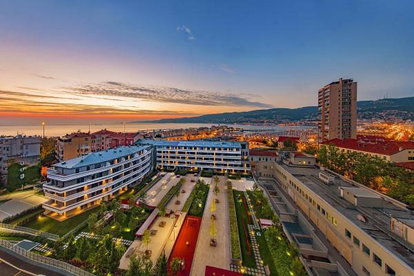 Bilocale Trieste Via Di Campo Marzio 12