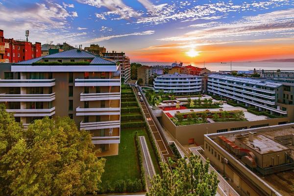 Bilocale Trieste Via Di Campo Marzio 7