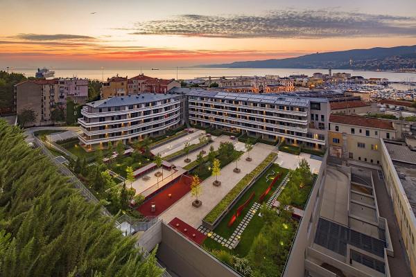 Bilocale Trieste Via Di Campo Marzio 9