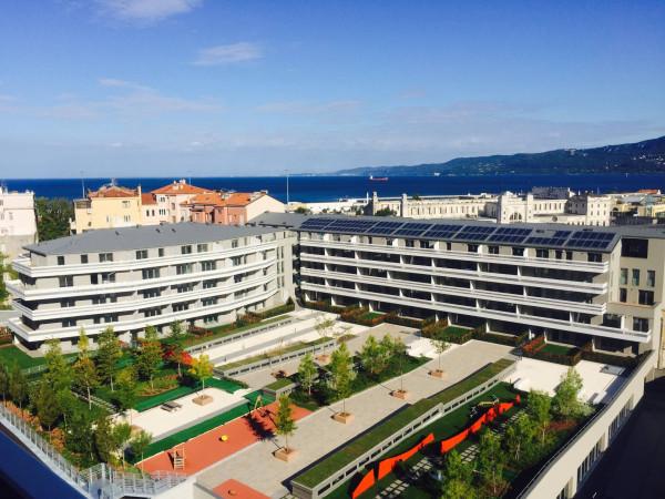 Bilocale Trieste Via Di Campo Marzio 2