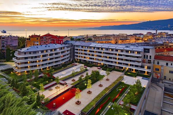 Bilocale Trieste Via Di Campo Marzio 8