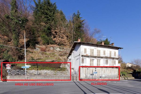 Bilocale Luserna San Giovanni Via Cave 1