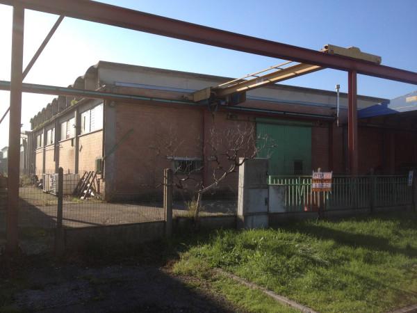 Capannone in vendita a Molinella, 1 locali, prezzo € 180.000   Cambio Casa.it