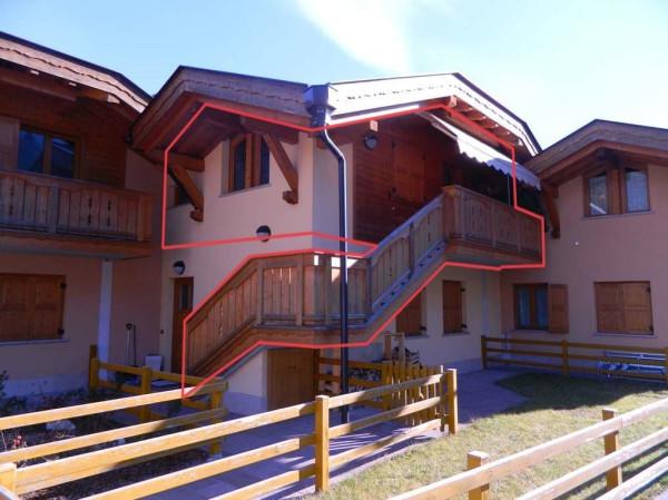 Appartamento in Vendita a Villa Rendena Centro: 3 locali, 96 mq