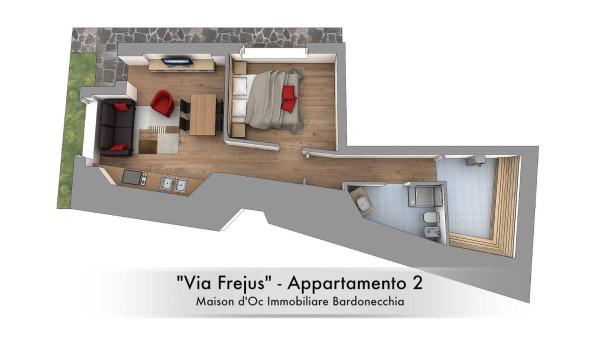 Bilocale Bardonecchia Via Frejus 3