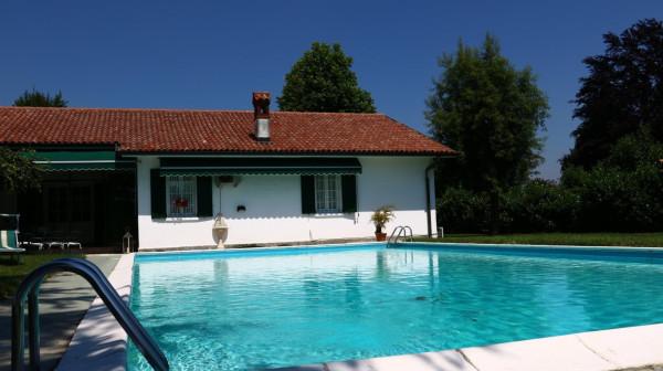 Villa in vendita a Miradolo Terme, 4 locali, prezzo € 850.000 | Cambio Casa.it