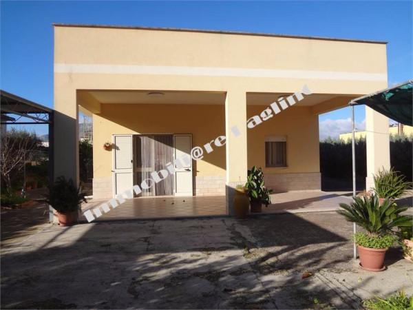 Villa in vendita a Alcamo, 4 locali, Trattative riservate | Cambio Casa.it