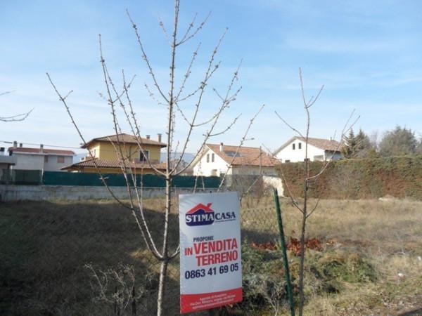 Terreno Edificabile Residenziale in vendita a Avezzano, 9999 locali, prezzo € 100.000 | Cambio Casa.it