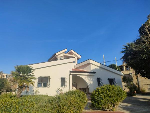 Villa in vendita a Trappeto, 5 locali, prezzo € 350.000 | Cambio Casa.it
