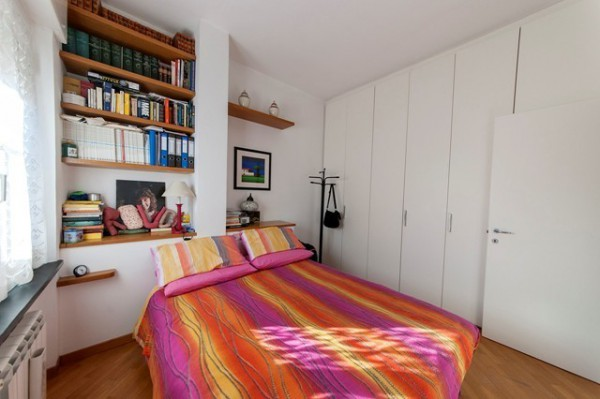 Bilocale Genova Via Giambattista Gaulli 9