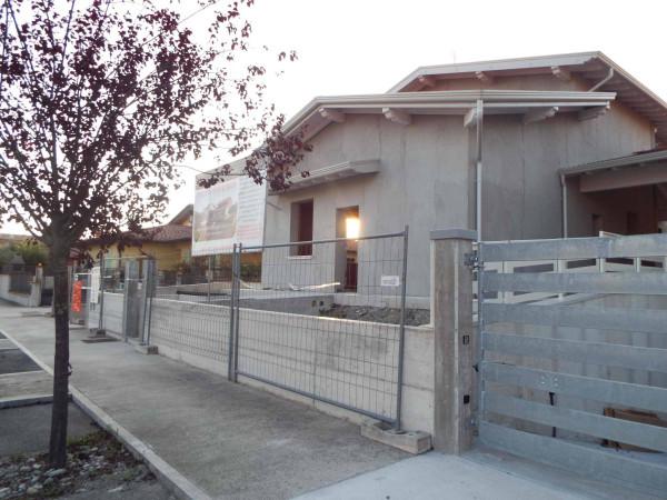 Villa in vendita a Ghedi, 4 locali, prezzo € 260.000 | Cambio Casa.it
