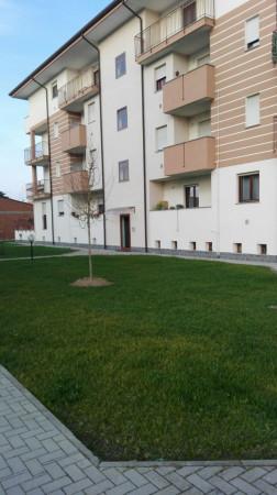 Bilocale Romentino Via Monte Rosa 1