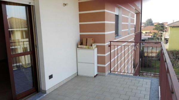 Bilocale Romentino Via Monte Rosa 3