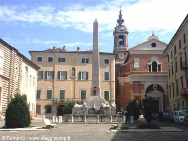 Bilocale Jesi Via Giuseppe Garibaldi 13