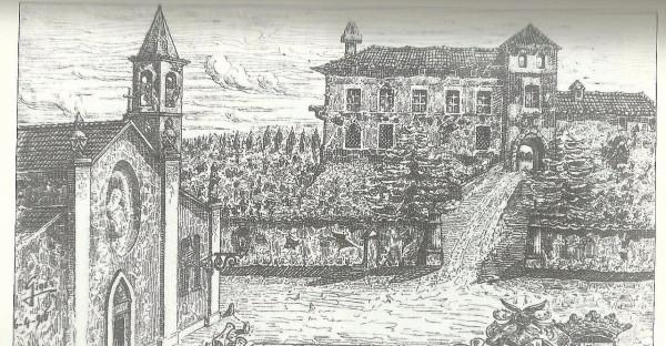 Palazzo-stabile Vendita Motta De' Conti
