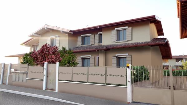 Villa in vendita a Ghedi, 4 locali, prezzo € 150.000 | Cambio Casa.it