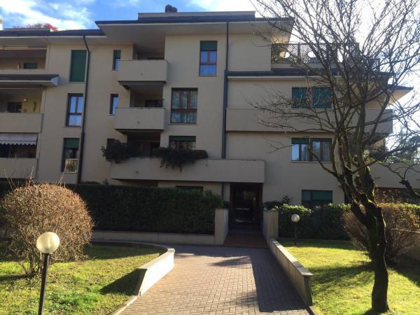Attico / Mansarda in affitto a Villasanta, 3 locali, prezzo € 1.000 | Cambio Casa.it