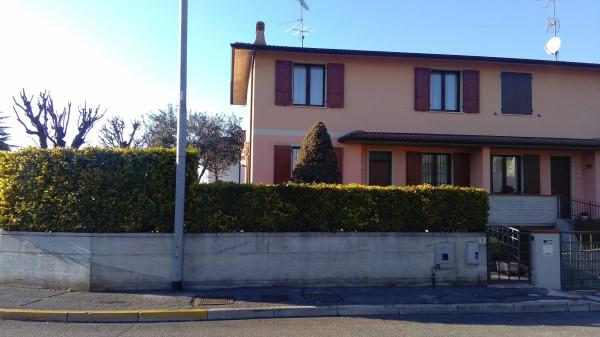 Villa in vendita a Ghedi, 4 locali, prezzo € 250.000 | Cambio Casa.it