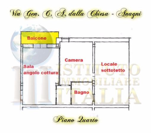 Bilocale Anagni Via Generale Carlo Alberto Dalla Chiesa 2