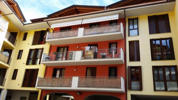 Appartamento in vendita a Gazzaniga, 3 locali, prezzo € 129.000 | Cambio Casa.it