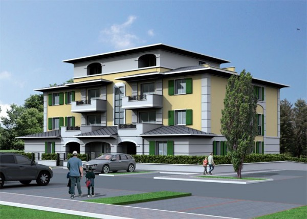 Appartamento in Vendita a Formigine Periferia: 5 locali, 129 mq