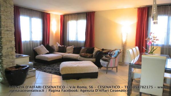 Villa in vendita a Cesena, 5 locali, prezzo € 545.000 | Cambio Casa.it