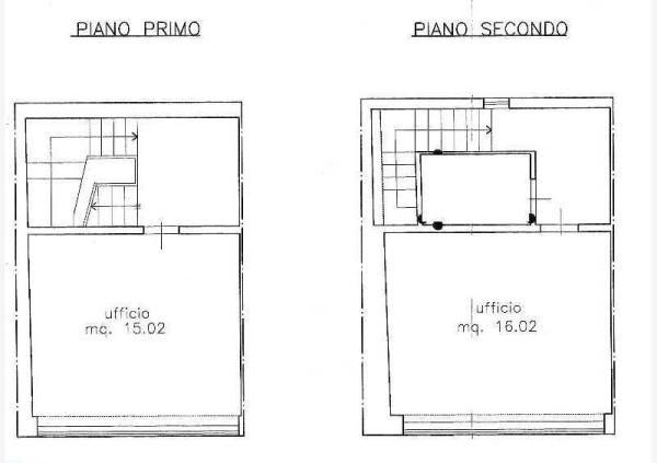 Ufficio / Studio in affitto a Agliana, 2 locali, prezzo € 550 | Cambio Casa.it