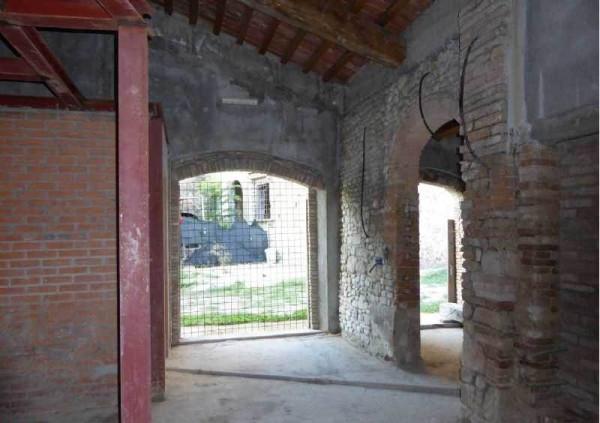 Bilocale Montespertoli Rustico/casale In Vendita Montespertoli Collinare, Montespertoli 2