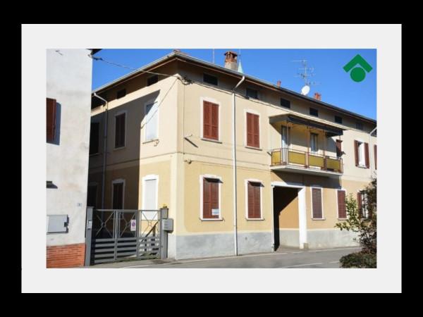 Bilocale Bernareggio Via Rimembranze 2