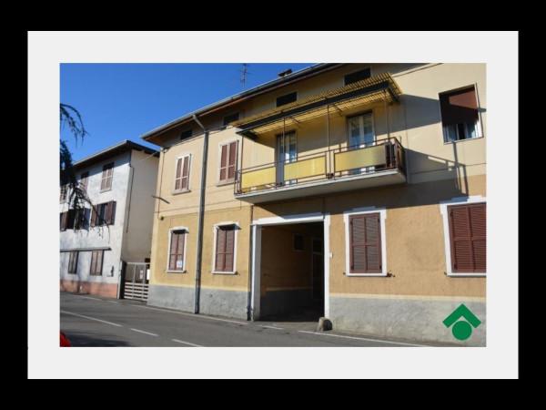 Bilocale Bernareggio Via Rimembranze 3