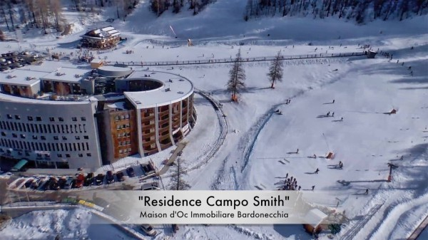 Bilocale Bardonecchia Campo Smith 13