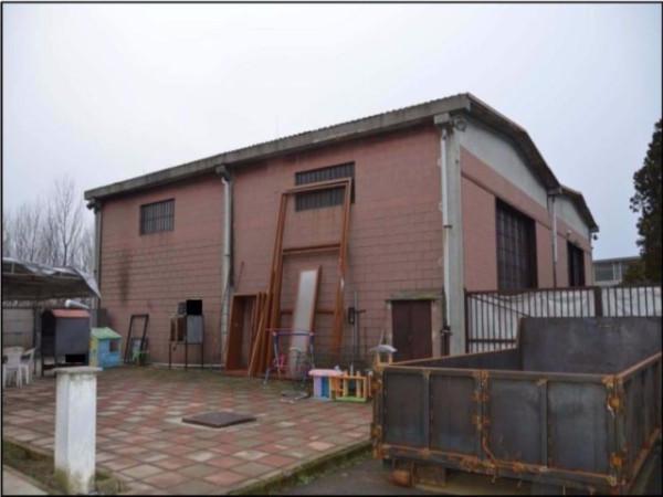 Capannone in vendita a Borgaro Torinese, 1 locali, prezzo € 70.000 | Cambio Casa.it