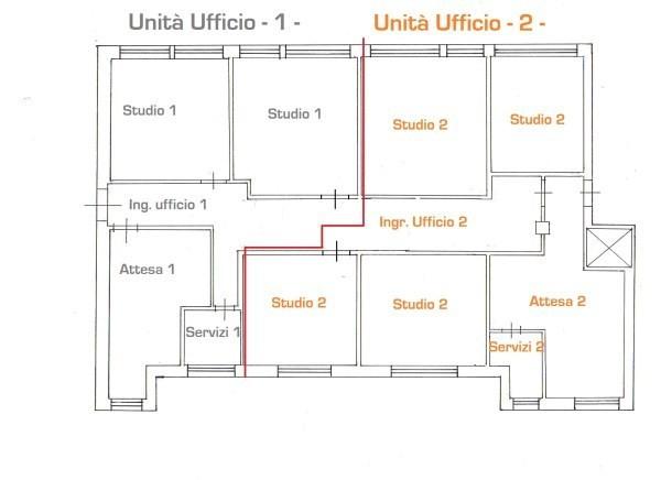 Ufficio / Studio in vendita a Rosignano Marittimo, 6 locali, prezzo € 128.000   Cambio Casa.it